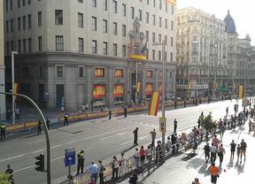 Recorrido que seguirán los nuevos Reyes por el centro de Madrid