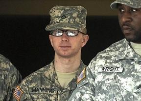 El soldado Bradley Manning ha sido condenado a 35 años de cárcel por filtrar 700.000 documentos a Wikileaks