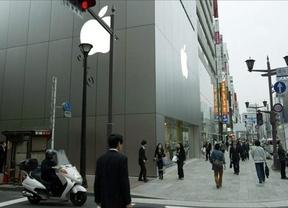 Apple casi alcanza el récord de Microsoft al lograr un valor de 600.000 millones de dólares