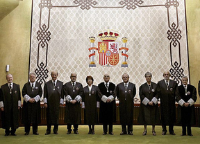 El Constitucional no debatirá sobre la secesión de Cataluña hasta que se nombre al sustituto del fallecido Hernando