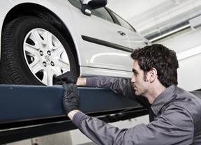 Desciende casi un 7% la actividad de los talleres de automóviles durante el primer semestre de 2013