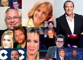 El veredicto de las tertulias: Rajoy se queda solo con sus Navidades de la Recuperación