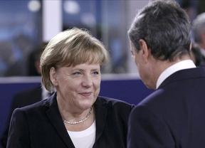 Merkel apuesta por ceder soberanía para crear una política fiscal comunitaria