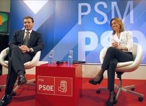 Tomás Gómez votará a Carme Chacón