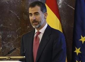 Felipe VI pide 'cortar de raíz y sin contemplaciones' la corrupción