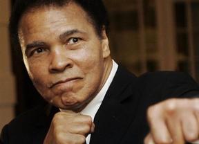 Nuevos problemas de salud para 'el más grande': Muhammad Ali, hospitalizado otra vez