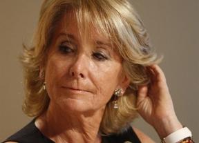 La 'bromita' de Esperanza Aguirre con la muerte de los arquitectos