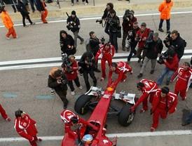 Hasta 30 kilómetros de retenciones al acceso del Circuito de Jerez