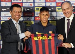 El Barça sigue declarándose inocente en el 'caso Neymar', pero paga 13,5 millones a Hacienda
