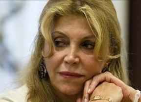 Tita Cervera, súper disgustada porque tiene que dejar Villa Favorita