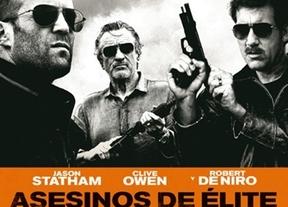 'Asesinos de élite': ... si entendemos por élite a Chuck Norris