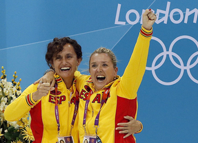 Más polémica: las dos mejores nadadoras, Gemma Mengual y Andrea Fuentes, defienden a Anna Tarrés