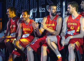 La selección española de baloncesto prepara la 'Ruta Ñ' para el Mundial 2014