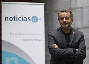 Entrevista a José Antonio Castro, número 1 de Izquierda Unida por Málaga