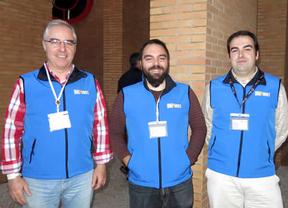 Cruz, Miguel y David: compartir conocimiento y experiencias entre las Pymes y los universitarios