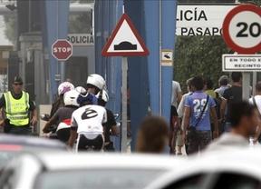 Los guardias civiles que trabajan en la frontera con Gibraltar denuncian estar