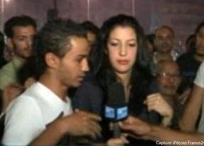 Reportera acosada sexualmente