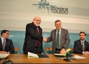 La Diputación de Toledo y la Fundación EOI seguirán colaborando en 2015