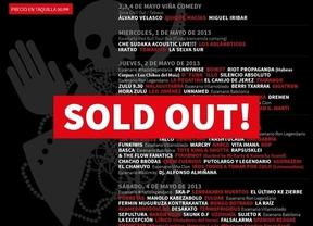 El Viña Rock 2013 agota las entradas y marca un record histórico