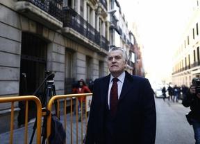 El juez no admite el recurso de Bárcenas contra la sentencia que le obliga a indemnizar a Cospedal
