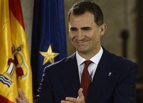Felipe VI estrena los nuevos aires protocolarios y de recepciones oficiales a personajes este jueves en Mallorca