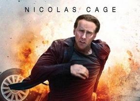 'Contrarreloj': Un nuevo hito en la carrera de Nicolas Cage