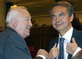 Zapatero y Moratinos se reúnen en La Habana con el ministro de Exteriores cubano