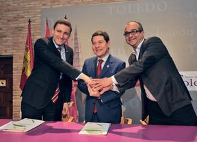 Ayuntamiento de Toledo y Caja Rural de CLM renuevan el convenio en materia deportiva