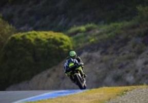 Pedrosa (Repsol Honda) no da opción en Jerez y firma el segundo triplete español en MotoGP