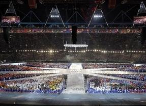 La música olímpica tocó a su fin de la mano de George Michael, Ray Davies, Madness, Fatboy Slim, Annie Lennox, Muse y las Spice Girls