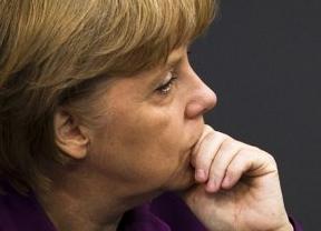 El Bundesbank asusta a Merkel: recorta fuertemente su previsión de crecimiento al 0,6%