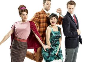 'Dos peor que uno', una comedia basada en 'Il servitore di due padroni', de Goldoni, siembra la hilaridad en los Teatros del Canal