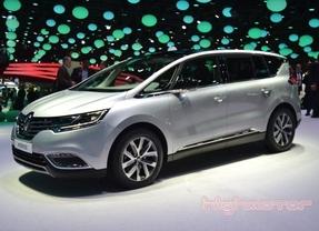 Renault iniciará en primavera la venta en España del nuevo Espace