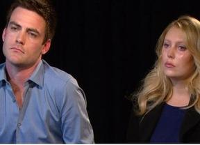 ... pero los periodistas que hicieron la llamada se muestran destrozados en una entrevista televisada