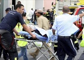 Caos y escándalo en el incendio del centro comercial de Qatar:
