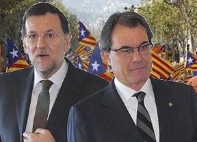 Duelo político clave: Rajoy y Mas coinciden hoy en el Salón del Automóvil de Barcelona