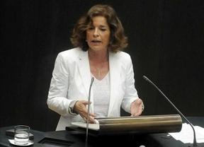 La todavía alcaldesa de Madrid, Ana Botella, asegura que los 'sin techo' lo son porque quieren