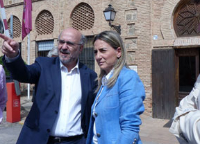 Tolón (PSOE): los toledanos 'no se merecen a una condenada' en la candidatura del PP