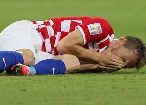Modric se rompe en el mejor momento de su carrera y el Madrid lo perderá como mínimo durante un mes