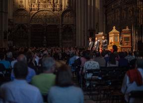 Este fin de semana, última 'batalla de órganos' en la catedral de Toledo