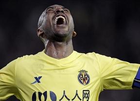 El Real Madrid da un paso atrás y acaba con nueve y el Villarreal renace (1-1)