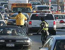 Nueva York es la segunda ciudad de más congestión de automotores en Estados Unidos