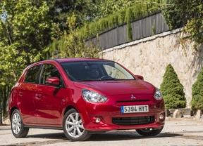 Mitsubishi crece en España un 106% en febrero
