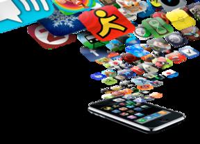 Las 'apps' móviles no se ven afectadas por la crisis