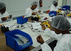 Haití mira al futuro desde las tabletas de bajo coste que se fabrican en el país