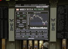 Los mercados reciben al PP como despidieron al PSOE: con la bolsa en rojo y la prima de riesgo al alza