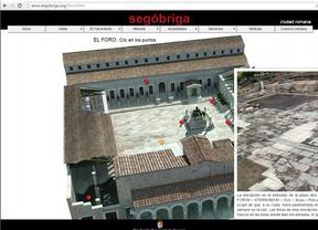 El Parque Arqueológico de Segóbriga estrena página web