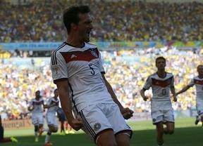 Alemania apaga a Francia y ya está en semifinales (0-1)