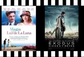Estrenos de cine: 'Exodus' de Ridley Scott llega a la cartelera