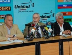 MUD presentó su Programa Básico Legislativo